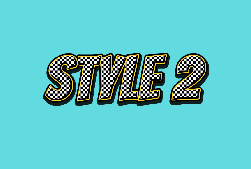 Comic Styles - Style 2