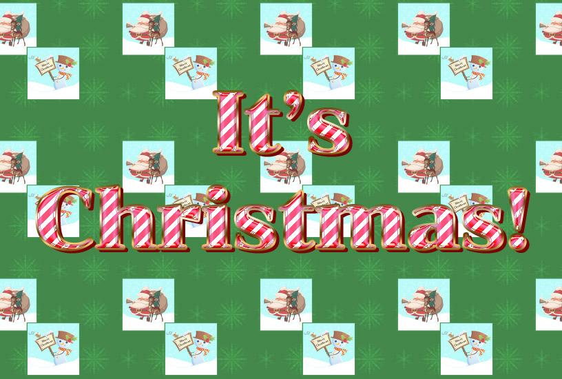 Christmas Styles 6