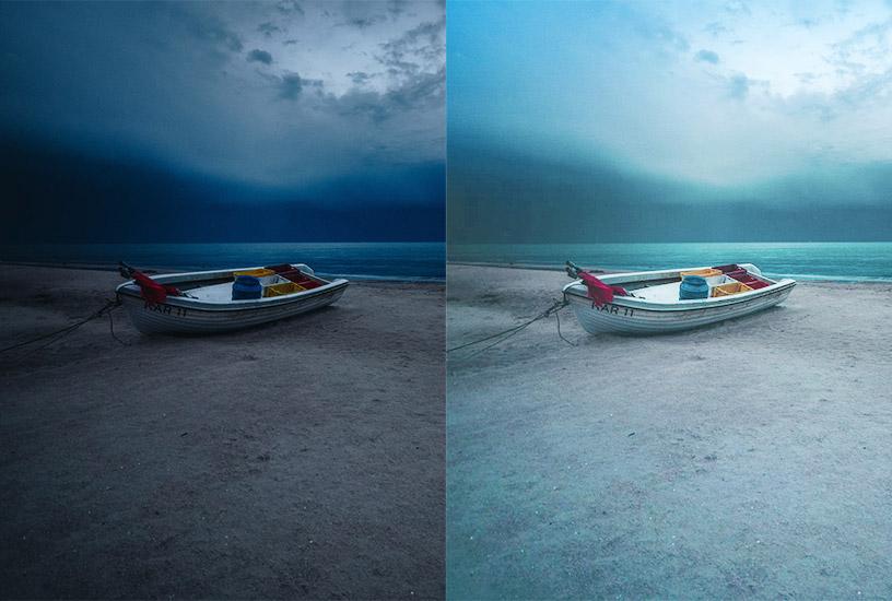 Sunny Day PSD - PSD Colouring Set 2