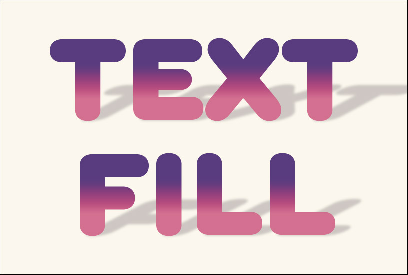 Text Fill