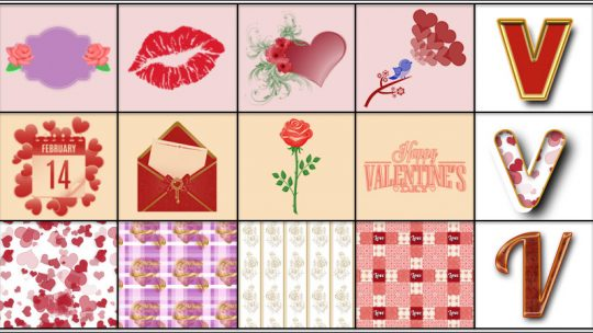 Valentine Resources Pack