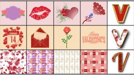 Valentine Resources Pack