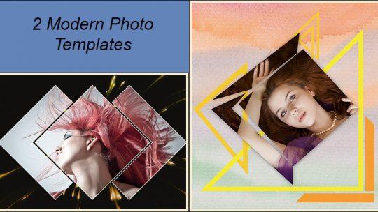 Modern Photo Templates